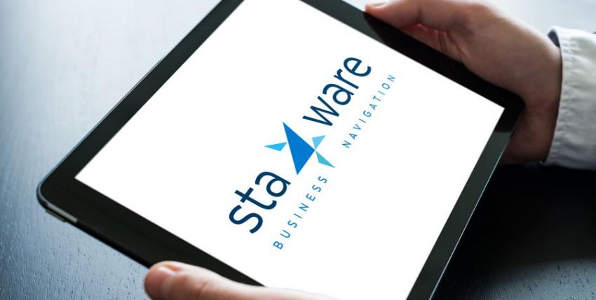 Sta*Ware navigiert Business Prozesse in neuem Design