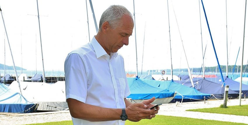Business Prozesse von unterwegs mobil steuern