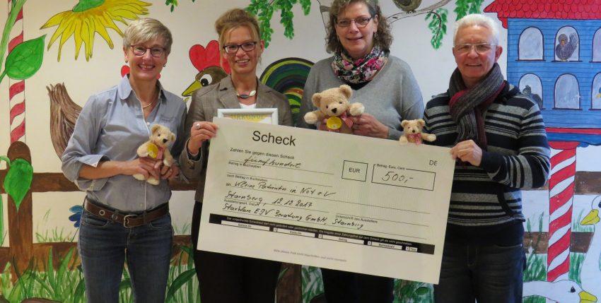 Sta*Ware GmbH in Starnberg: Spenden statt Präsente